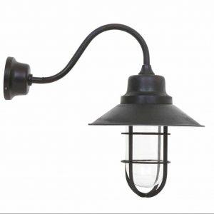 Buitenlamp vermont antiek black zwarte scheepslamp industriele buitenlamp stallamp