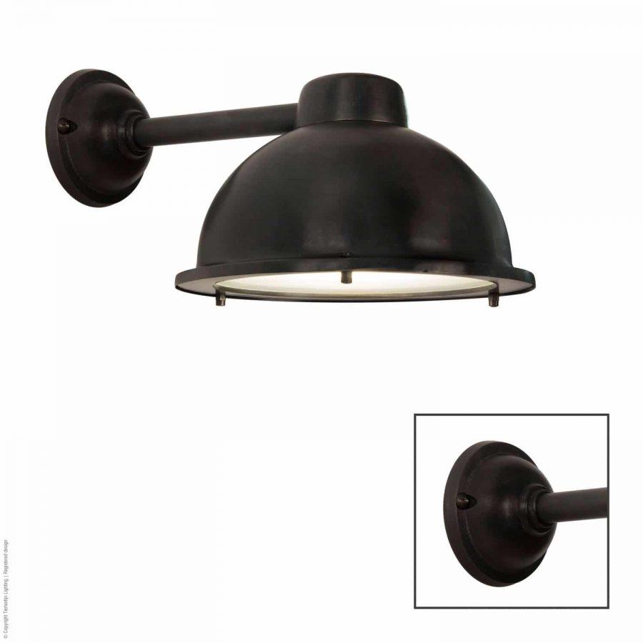 Nasso antiek brons finish tierlantijn buitenverlichting