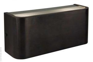 Vanno large breed 740 Tierlantijn brons buitenlamp TuinExtra