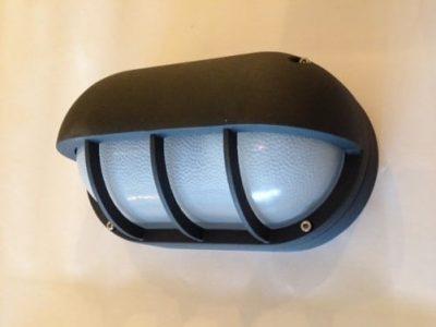 Bulleye stallamp zwart aluminium TuinExtra