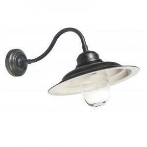 Stallamp TuinExtra antiek zwarte black finish buitenlamp