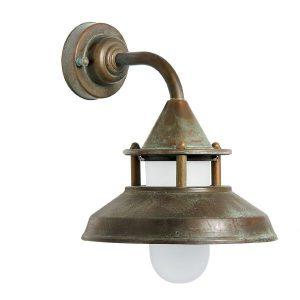 Buitenlamp messing verouderd 121 Tuinextra buitenverlichting aanbieding