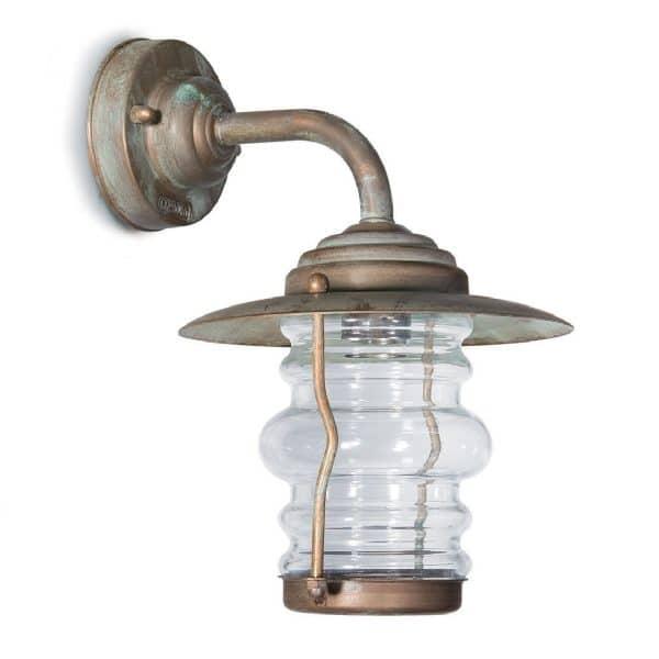 Buitenlamp messing verouderd 137 aanbieding TuinExtra buitenverlichting
