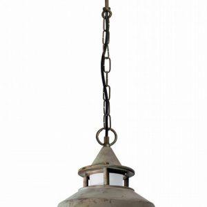 Kettinglamp maritiem messing 122 verouderd koper buitenlamp