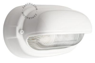 buitenlamp porselein bakeliet 221 wit buitenlamp TuinExtra