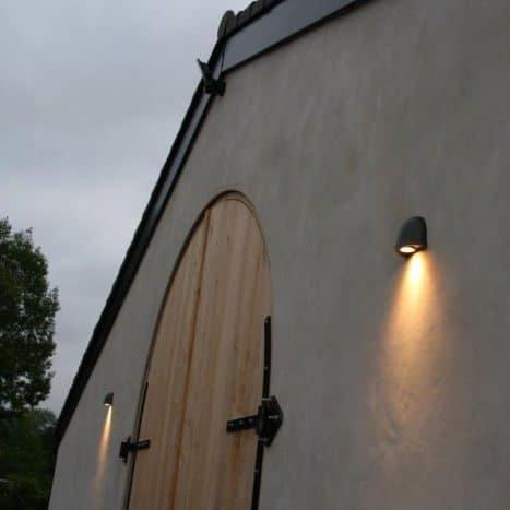 Murlo buitenlamp brons Frezoli downlight 733.1.150 TuinExtra