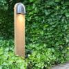 Murlo buitenlamp tuinverlichting teak hardhout brons Frezoli downlight 741.1.150 TuinExtra