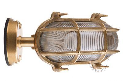 Buitenlamp messing 020 wandlamp industrieel buitenverlichtingBuitenlamp messing 020 wandlamp industrieel buitenverlichting