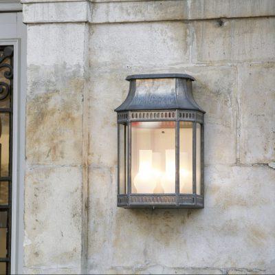 Louis philippe 2 wandlamp roger pradier tuinextra zink