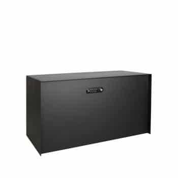 Bulkbox Esafe zwart pakketten en goederen ontvangen