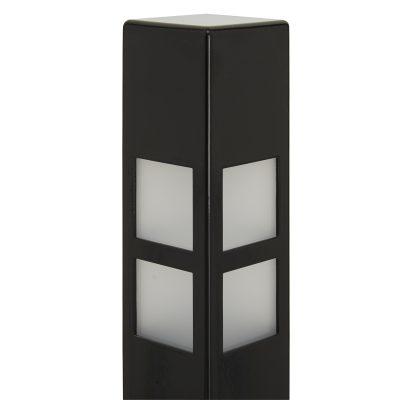 oslo zwart tuinverlichting tuinextra kaatsheuvel