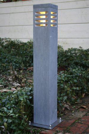 V65l arduinsteen buitenlamp hardsteen tuinextra