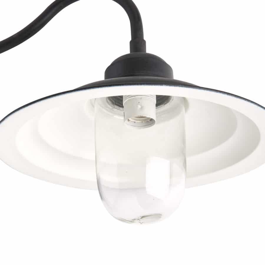 buitenlamp wassenaar zwart stallamp