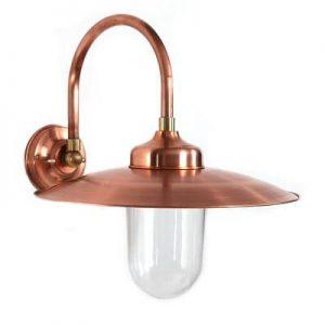 Stallamp koper Eindhoven TuinExtra