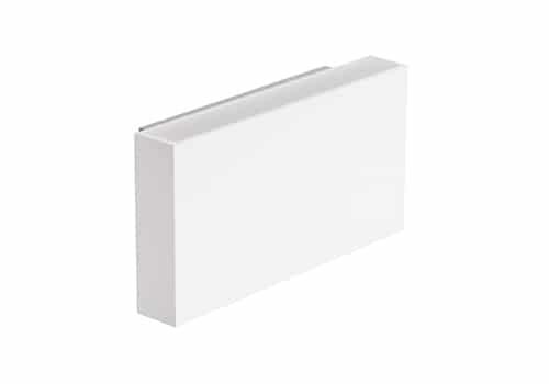 Berla BE0004 wit buitenlamp led vierkant