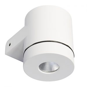 BE0009 wit downlight buitenlamp led Berla