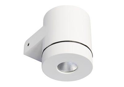 BE0009 wit downlight buitenlamp led Berla