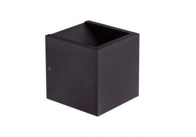 buitenlamp zwart vierkant led Berla BE0016