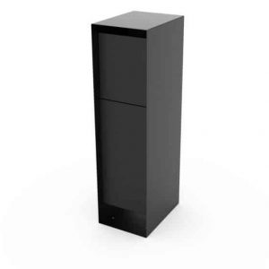 Pakun zwart brievenbus pakketjes TuinExtra