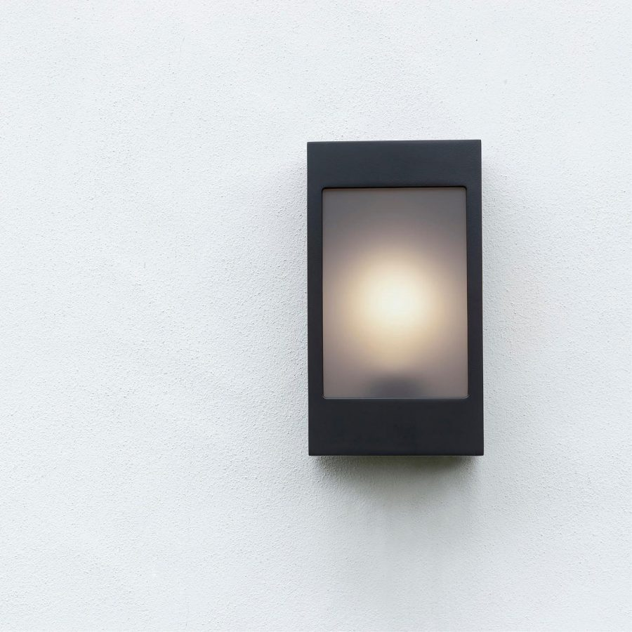 Brick buitenlamp zwart Roger Pradier TuinExtra kaatsheuvel buitenverlichting