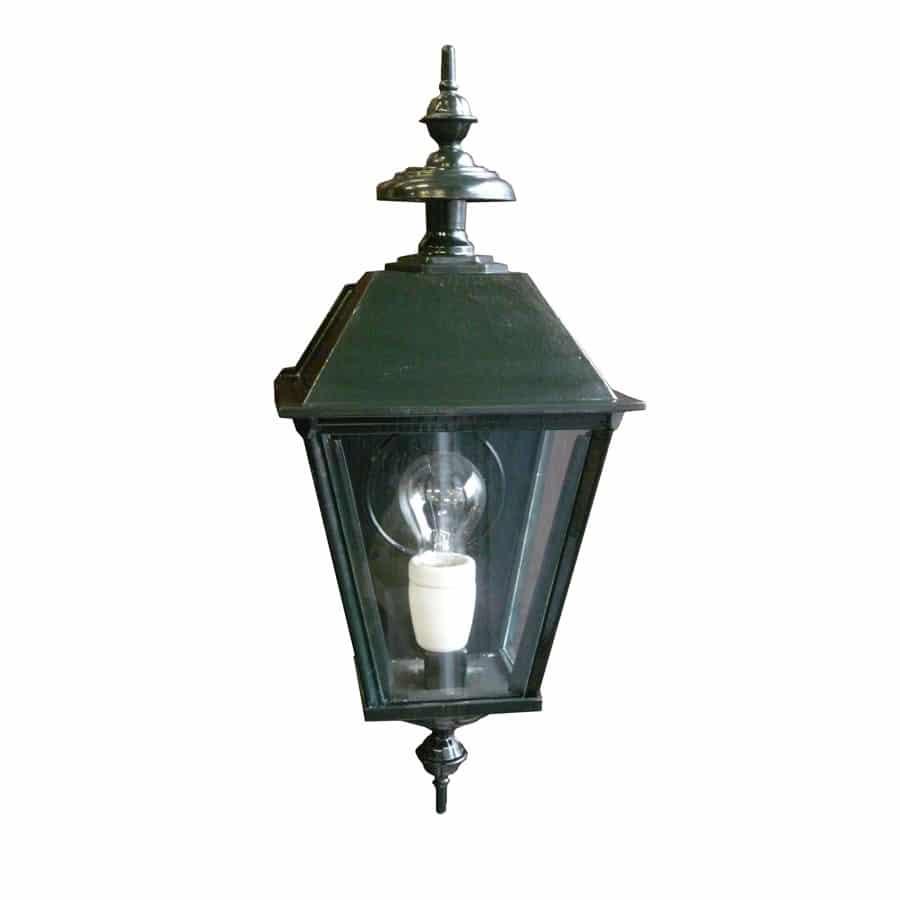 Buitenlamp OH537 vierkant plat donkergroen