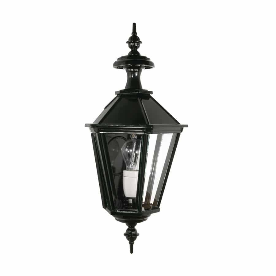 OH533 wandlamp plat zeskant donkergroen