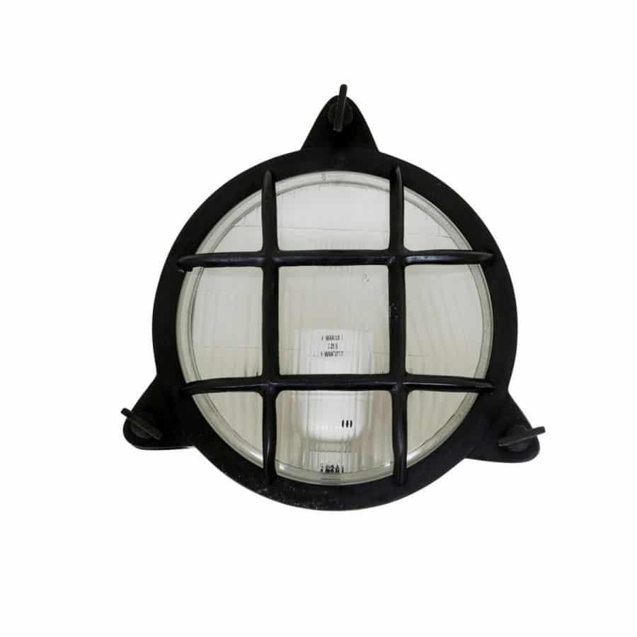Clip buitenlamp matzwart clipper tuinextra