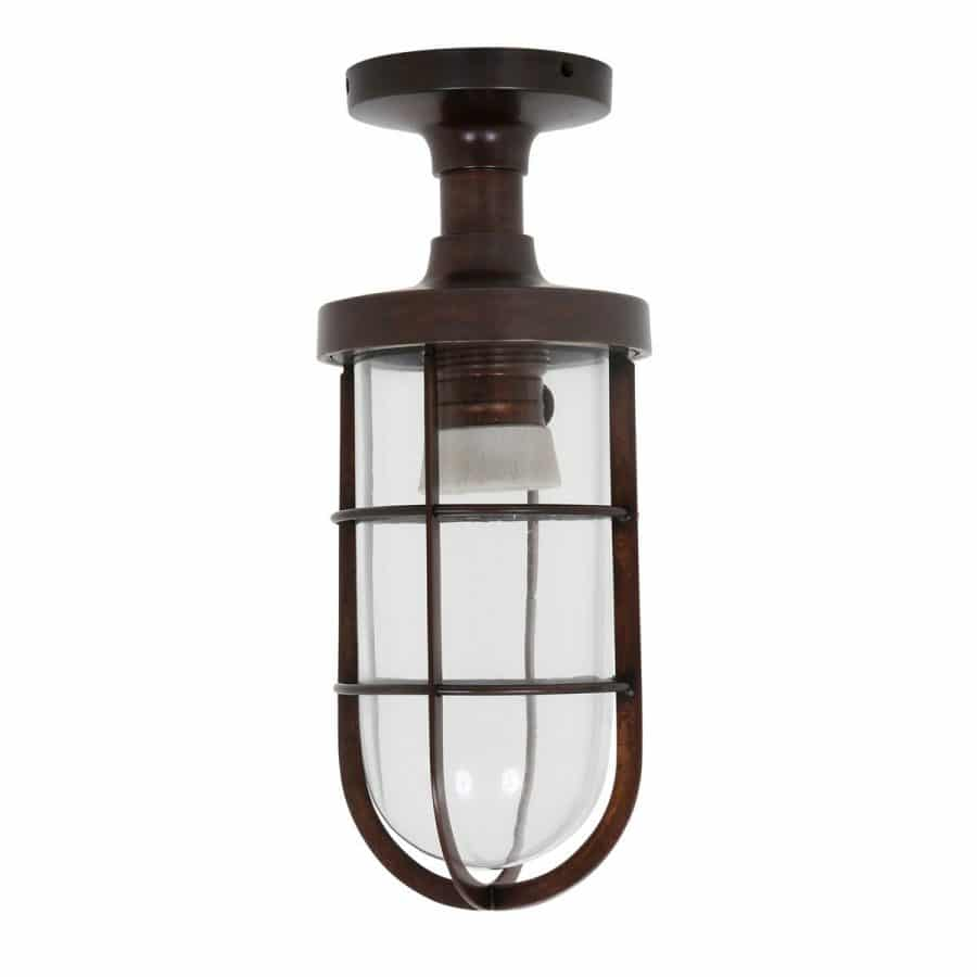 Town plafondlamp brons tuinextra buitenverlichting