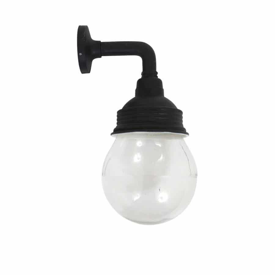 Vaco buitenlamp zwart bol tuinextra