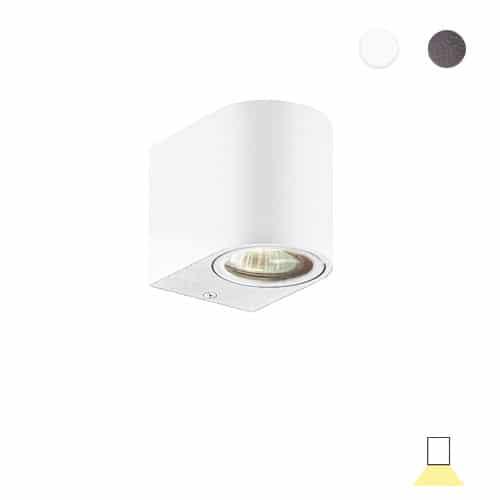 Tilos B3 buitenlamp TuinExtra downlight Gu10 wit